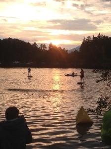 gorgeous mirror lake